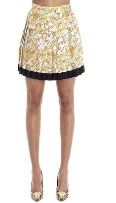 Versace Heritage Signature Mini Skirt