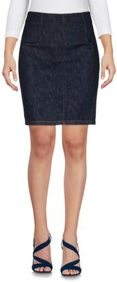 Blumarine Denim skirts