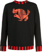 Vivienne Westwood Man - Fowls sweatshirt - men - Cotton - XL