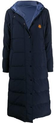 Kenzo Longline Down Puffer Jacket