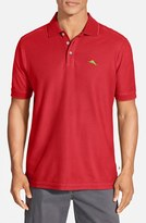 Tommy Bahama Men's 'The Emfielder' Original Fit Pique Polo