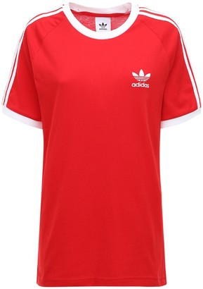 adidas 3-stripes Cotton T-shirt