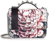 Salar Botanic Leather Small Lulla Box Bag