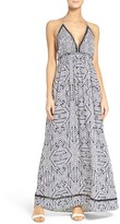 Red Carter Women's South Beach Cover-Up Maxi Dress