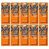 Ed Hardy UPGRADE TO BLACK - Tanning Bed Lotion [10 Packets = 7 oz]