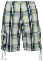 Soulcal Check Cargo Shorts Mens