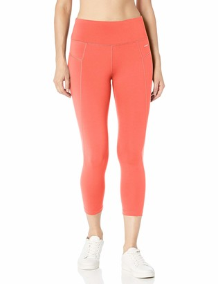 Jockey Women's 7/8ths Compression Capri Legging
