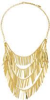Isharya Layered Fringe Necklace