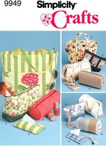Simplicity Sewing Pattern 9949 Accessories, One