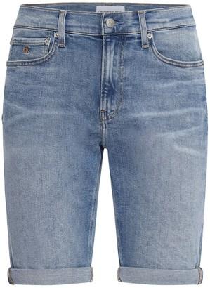 Calvin Klein Jeans Cotton Slim Shorts