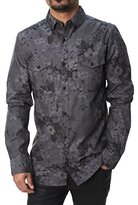 French Connection Men's Blossom Oxford Woven Shirt