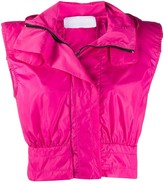 NO KA 'OI Zip-Up Gilet