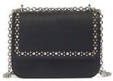 Chelsea28 Dahlia Stone Faux Leather Crossbody Bag - Black