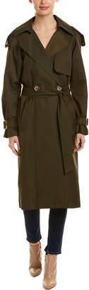 Sam Edelman Duster Trench Coat