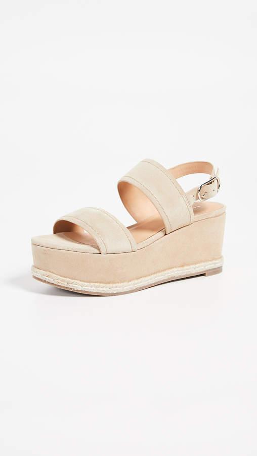 Joie Garland Platform Sandals