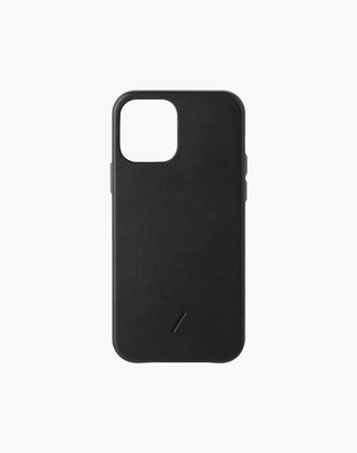 Madewell NATIVE UNION Clic Classic Leather Case for iPhone 12/12 Pro