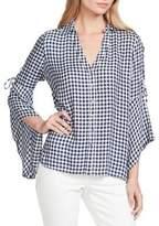Jessica Simpson Michi Bell-Sleeve Top