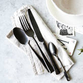 The Cutlery Commission Anthracite Cutlery Set