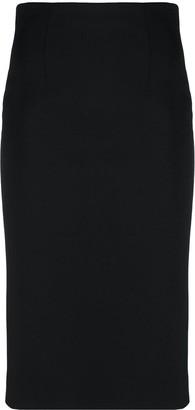 Alexander McQueen Mid-Length Pencil Skirt