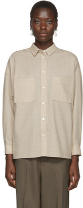 BEIGE Arch The Two-Pocket Shirt