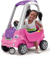 Step2 Pink Easy Turn Coupe Push Car