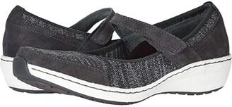 Aetrex Mina (Black) Women's Shoes
