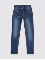 Marks and Spencer Cotton Jeans with Stretch (3-14 Years)