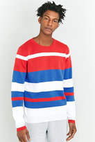 Shore Leave By Urban Outfitters Primary Stripe Jumper