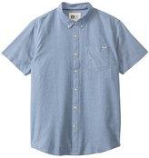Reef Men's Fever Short Sleeve Shirt 8129130