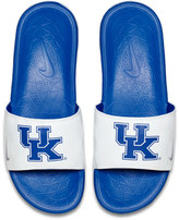 Nike Men's Kentucky Wildcats Benassi Slide Sandals
