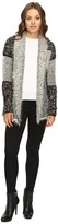 Christin Michaels Felicity Fuzzy Cardigan