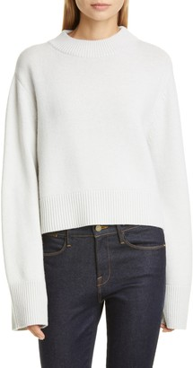 Co Bell Sleeve Wool & Cashmere Sweater