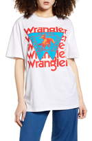 Wrangler Oversized Graphic Tee