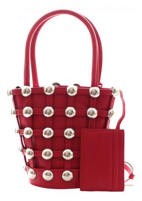 Alexander Wang Roxy Red Leather Handbags