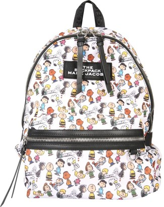 Marc Jacobs X Peanuts Large Backpack