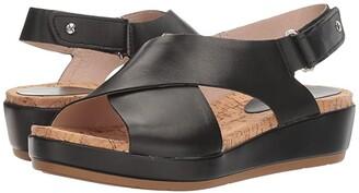 PIKOLINOS Mykonos W1G-0757C2 (Brandy) Women's Shoes