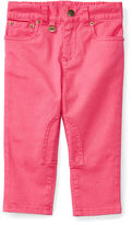 Ralph Lauren Girl Stretch Twill Jodhpur Pant