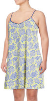Lord & Taylor Plus Pima Cotton Chemise