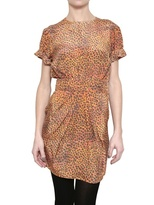 Twenty8Twelve Printed Chiffon Dress