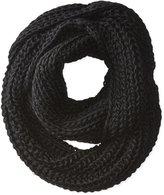 Keds Women's Chunky Knit Infinity Scarf