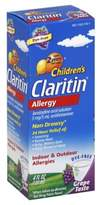 Claritin Children's Allergy 4 oz. Syrup in Grape
