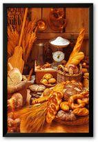 "KitchenArt Art.com ""bread"" framed art print by frank staub"