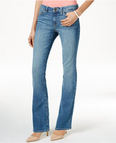Tommy Hilfiger Classic Ocean Wash Bootcut Jeans, Only at Macy's