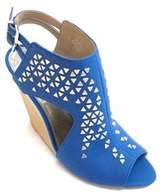 Rachel Roy Lyndee Wedge Sandals