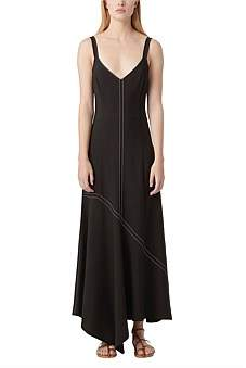 Camilla And Marc C & M Benito Black Dress