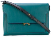 Marni Trunk shoulder bag - women - Calf Leather/Brass - One Size