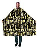 Betty Dain Vintage Barber Cutting Cape, Gold, 0.4 Pound