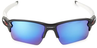 Oakley New York Giants 59MM Flak 2.0 Sunglasses