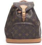 Louis Vuitton Monogram Canvas Montsouris Mini Backpack
