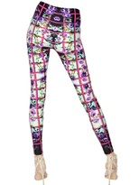 Mary Katrantzou Lycra Leggings